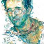 Roberto Bolano en ilustracion